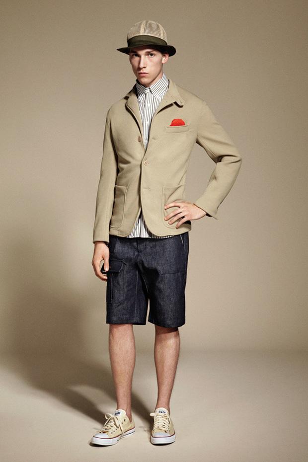 woolrich woolen mills 2012 springsummer collection