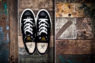 """WTAPS """"Crossbones"""" Canvas Sneaker"""