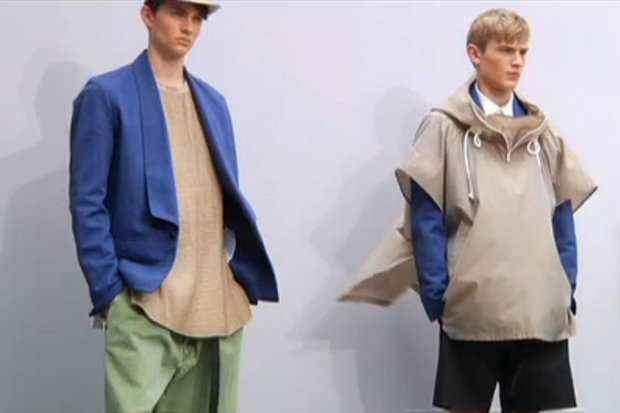 3.1 Phillip Lim 2012 Spring Presentation Video