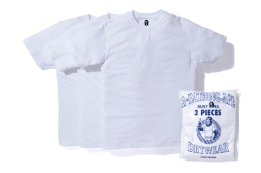 A Bathing Ape 3PACK T-SHIRT
