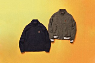 A Bathing Ape x Baracuta Capsule Collection Preview