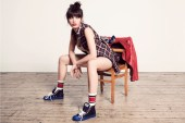 A Bathing Ape Ladies 2011 Fall/Winter Collection Lookbook featuring Daisy Lowe