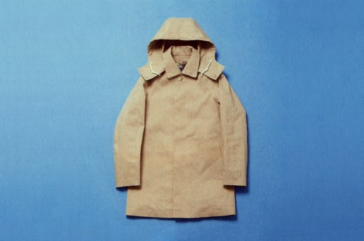 A Bathing Ape x Mackintosh Raincoat Preview