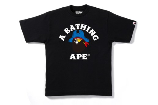A Bathing Ape Pirate Store London New Releases