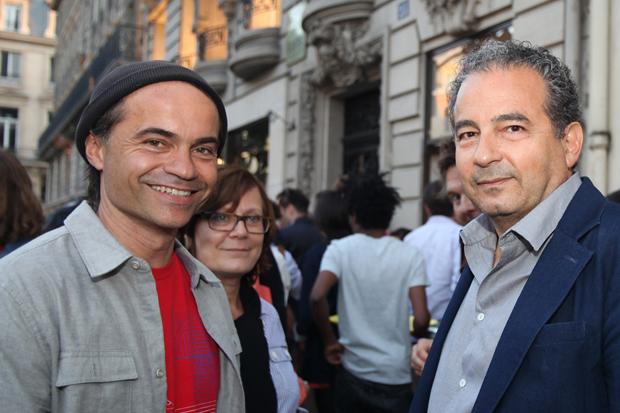a p c paris rue royale store opening event recap
