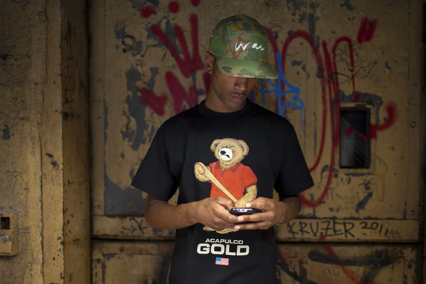 acapulco gold 2011 summer lookbook