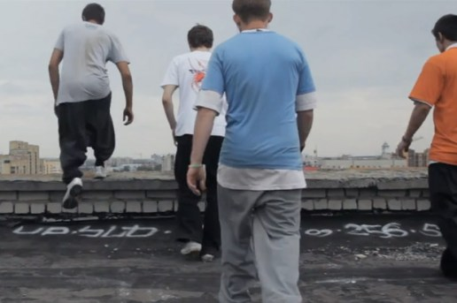 """Across the City"" Parkour Film"