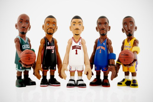Action Figure Xpress x MINDstyle SDCC NBA Playoff Collector Series 1