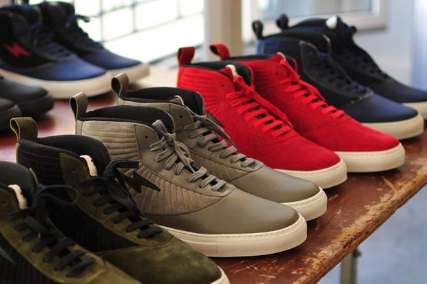 Adam Kimmel 2012 Spring/Summer Footwear Preview