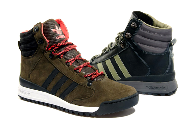 adidas Originals 2011 Fall/Winter Fourteener