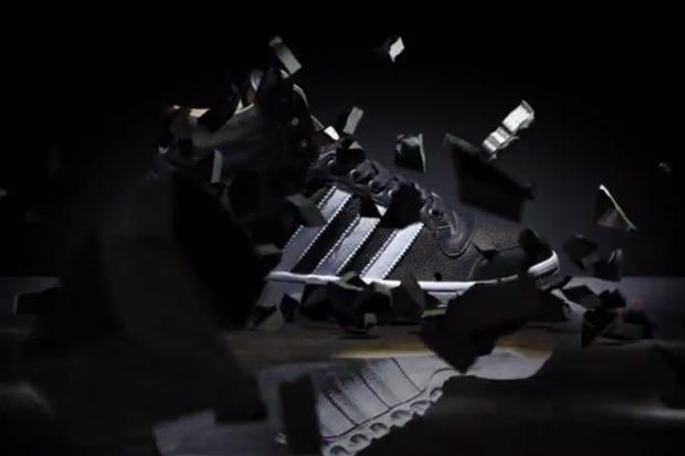 adidas Originals B-Sides - UNDFTD x TOP TEN HI