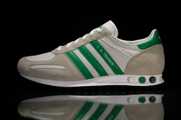 adidas originals l a trainer spray fairway