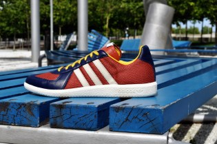 adidas Originals Resplit Lo II Textile