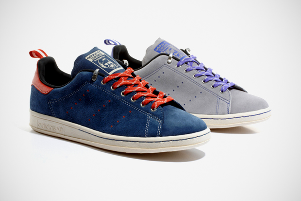 adidas Originals Suede Stan Smith 80s