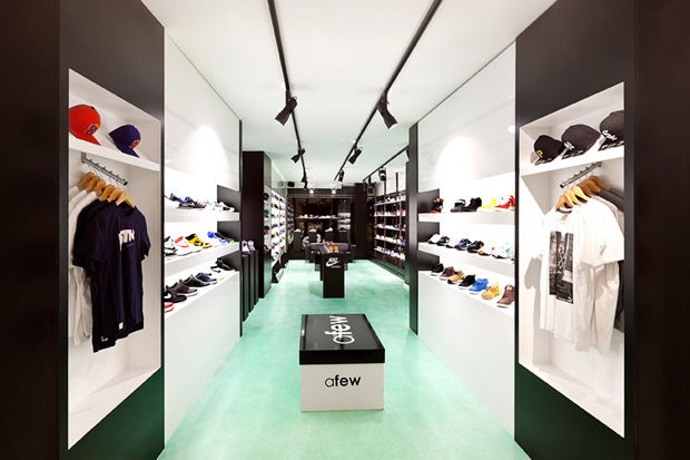 Afew Store Opening