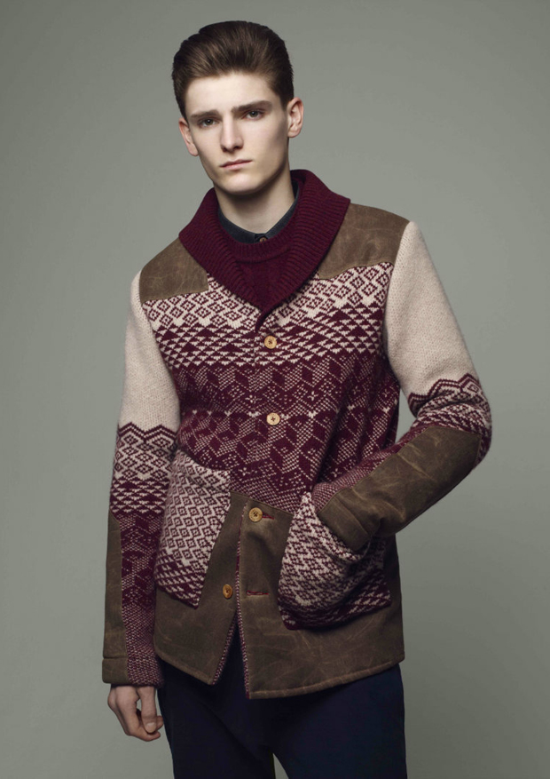 alexander beck by scott trindle for asos 2011 fall collection