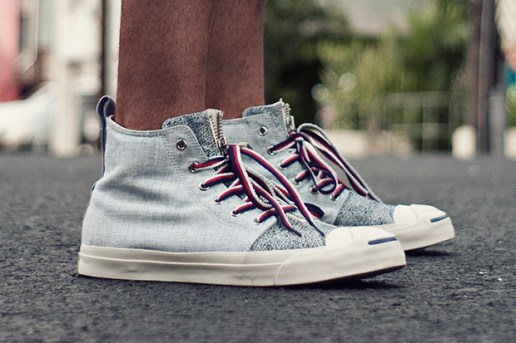 Aloha Rag x Converse 20th Anniversary Jack Purcell ZIP