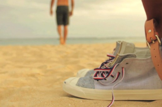 Aloha Rag x Converse JP Zip Preview Video