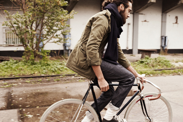 "Amsterdams Blauw ""The Merckx"" Denim Pant"