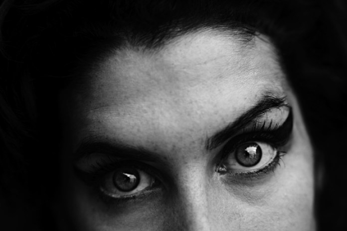 Amy Winehouse x Hedi Slimane Tribute