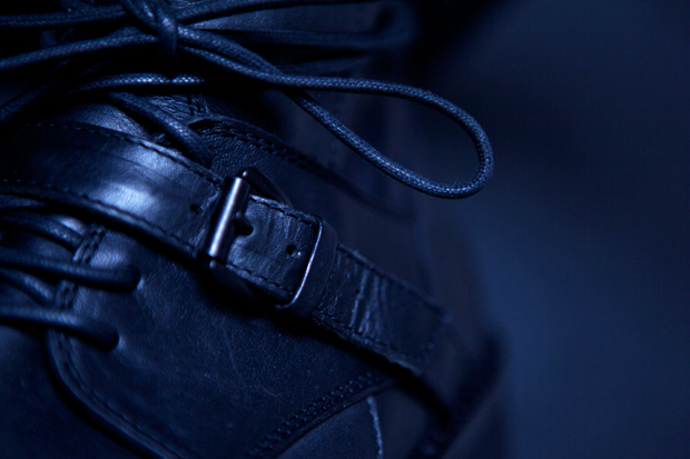 ann demeulemeester 2011 fallwinter vitello olio boots