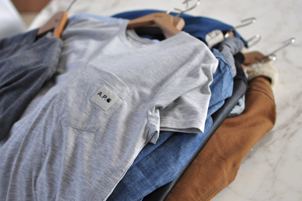 A.P.C. x Carhartt 2012 Spring/Summer Preview