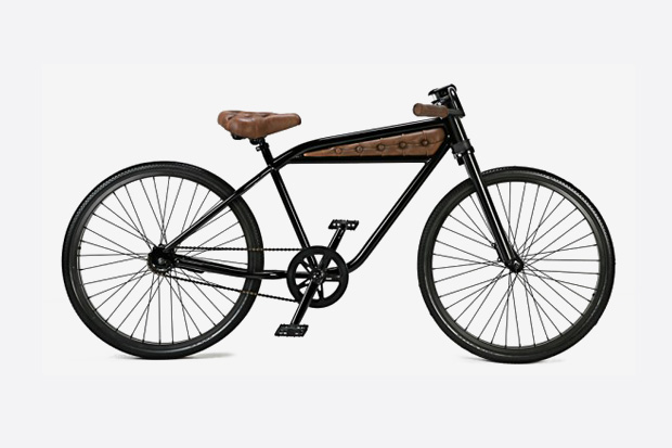 Autum Epitaph Bicycle