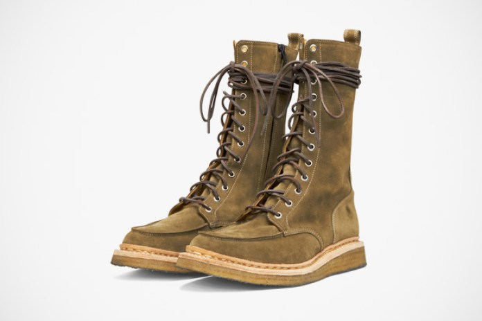Balmain Race Up Boots