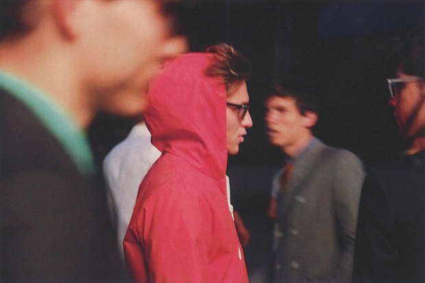 Band of Outsiders 2012 Spring/Summer Presentation - Behind-the-Scenes