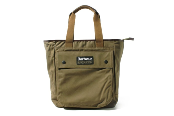 Barbour Japan Tote Bag