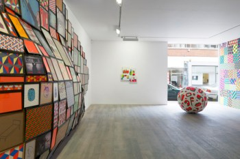 """Barry McGee """"New Work"""" Exhibition"""