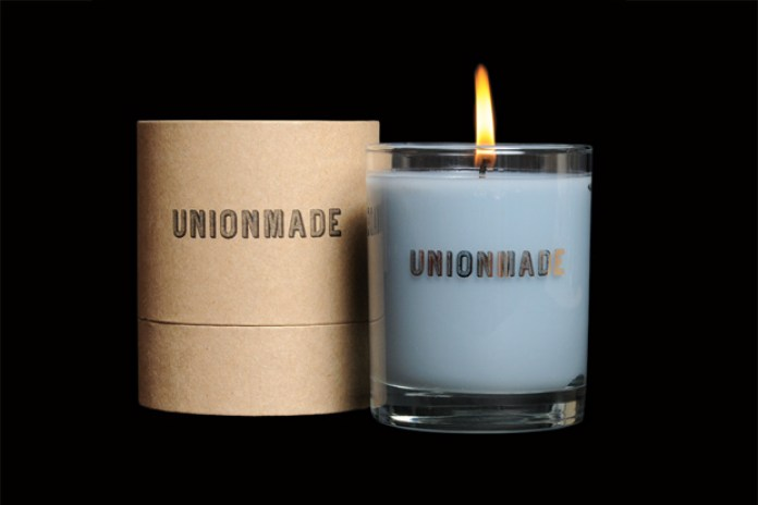 "Baxter of California x UNIONMADE ""KML"" Candle"