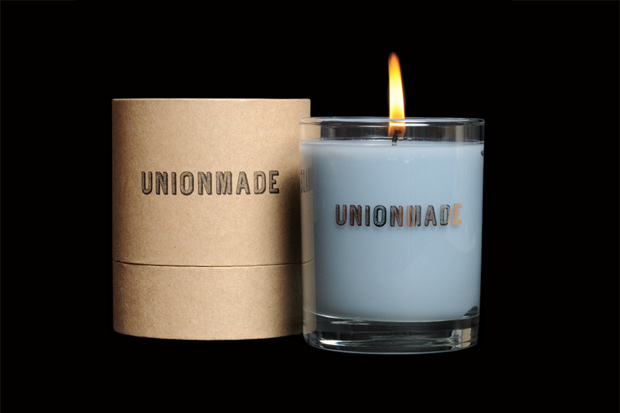 baxter of california x unionmade kml candle