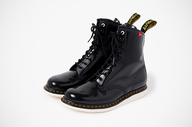 """BEDWIN & THE HEARTBREAKERS  x Dr. Martens """"Dr. Know"""" Boots"""