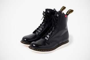 "BEDWIN & THE HEARTBREAKERS  x Dr. Martens ""Dr. Know"" Boots"