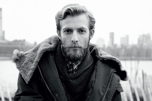 "Ben Sherman ""Englishman in New York"" 2011 Fall Campaign"