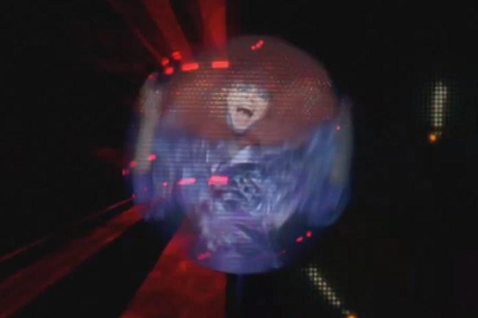 Björk - Crystalline (Directed by Michel Gondry)