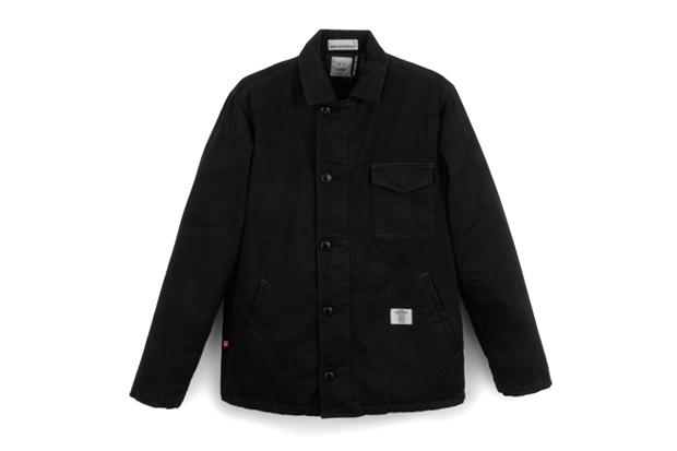 black sense market x bedwin the heartbreakers camo jacket