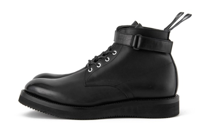 BLACK SENSE MARKET x MIHARAYASUHIRO Leather Boots