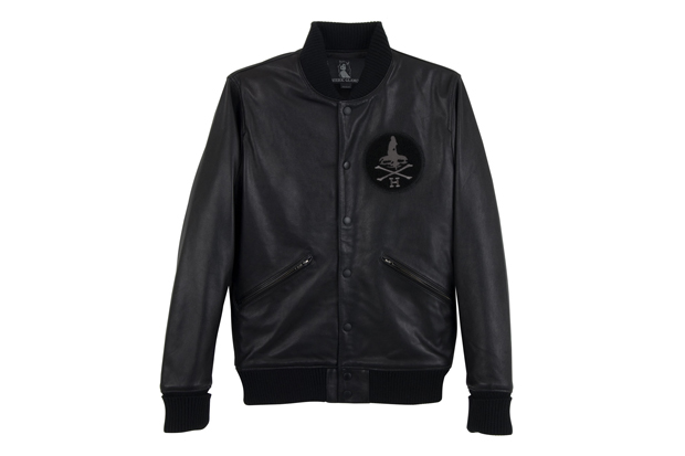 BLACK SENSE MARKET x Hysteric Glamour Leather Jacket