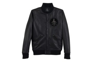 BLACK SENSE MARKET x Hysteric Glamour Leather Jacket
