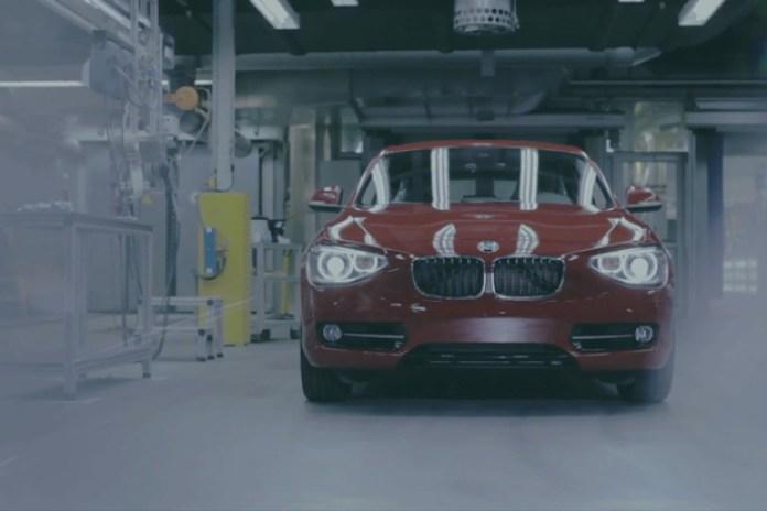 BMW 1 Series Video