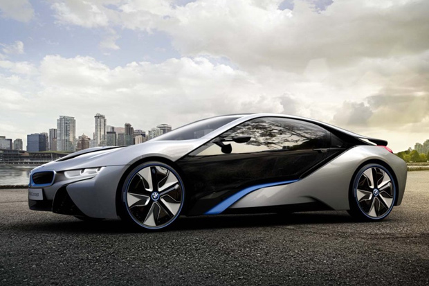 BMW i Concept Series Unveiled