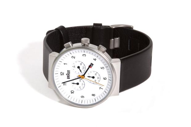 Braun Chronographic Watch