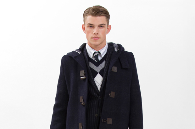 Brooks Brothers Black Fleece 2011 Fall/Winter Preview