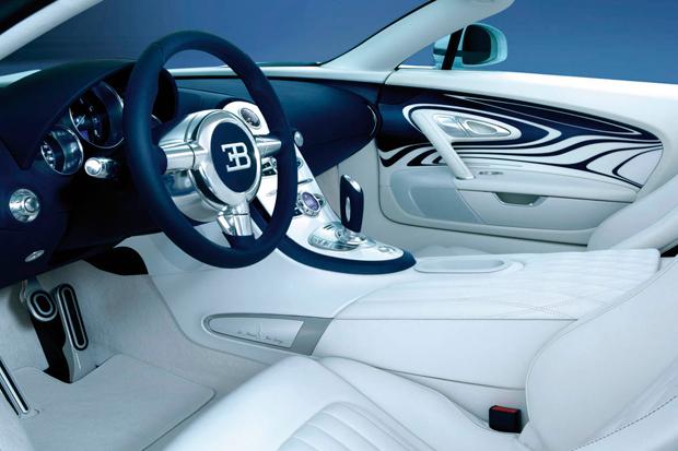 bugatti veyron grand sport lor blanc