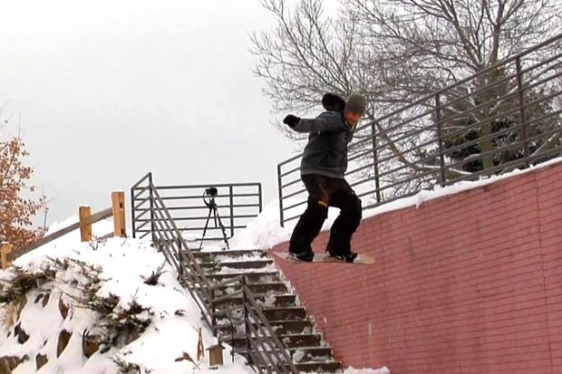 Burton Snowboards: Standing Sideways Film Teaser