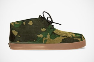 C-Law x Addict 2011 Fall/Winter Camo Footwear