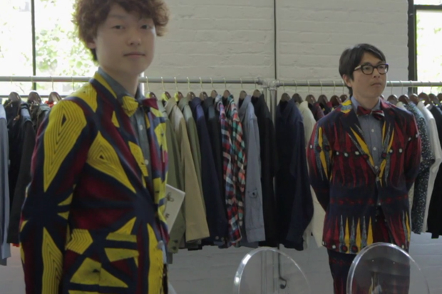 (capsule) New York 2012 Spring/Summer Video Recap