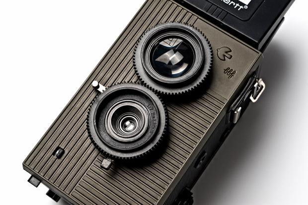 carhartt x powershovel blackbird fly camera